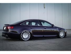 Audi A6 C6 / 4F MX Seitenschwelleransatze