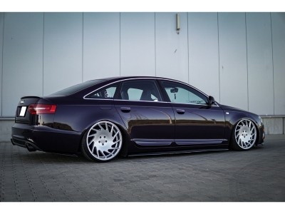 Audi A6 C6 / 4F MX Side Skirt Extensions