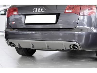 Audi A6 C6 / 4F R2 Rear Bumper Extension