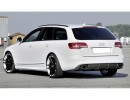 Audi A6 C6 / 4F Recto Side Skirts