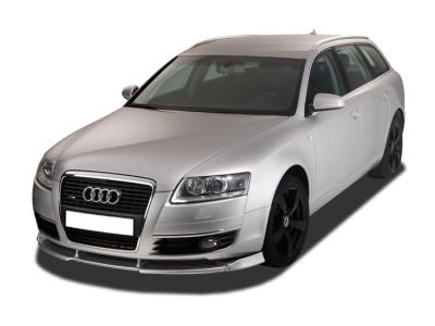 Audi A6 C6 / 4F Verus-X Front Bumper Extension