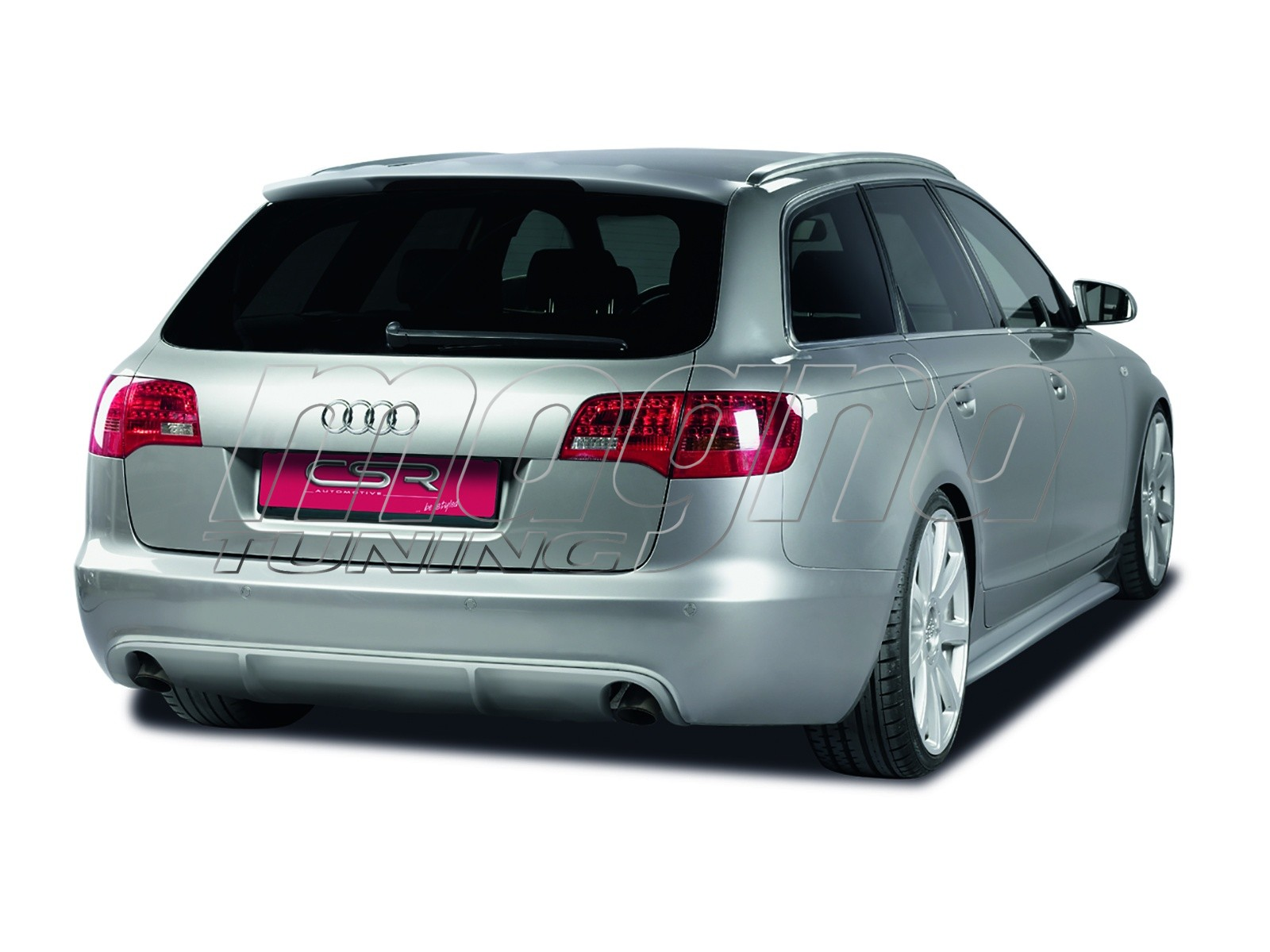 Audi A6 C6 / 4F Avant SFX-Line Body Kit