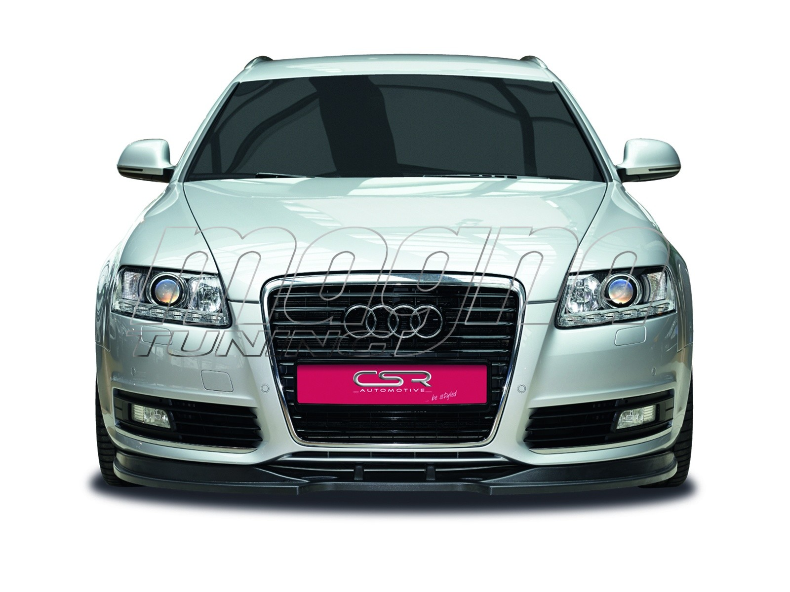 Audi A6 C6 / 4F Facelift NewLine Frontansatz