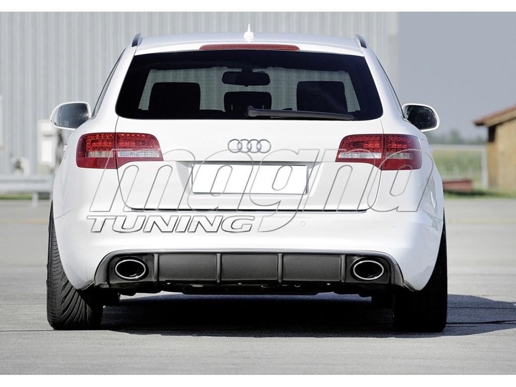 Audi A6 C6 / 4F Facelift Recto Heckansatz