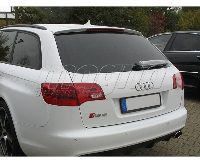 Audi a6 c6 4f avant eleron rs6 look for Audi a6 4f interieur