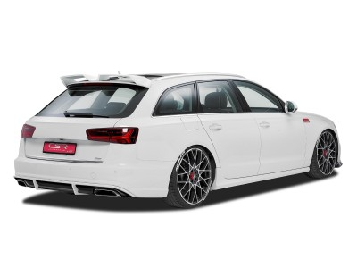 Audi A6 C7 / 4G CX Rear Bumper Extension