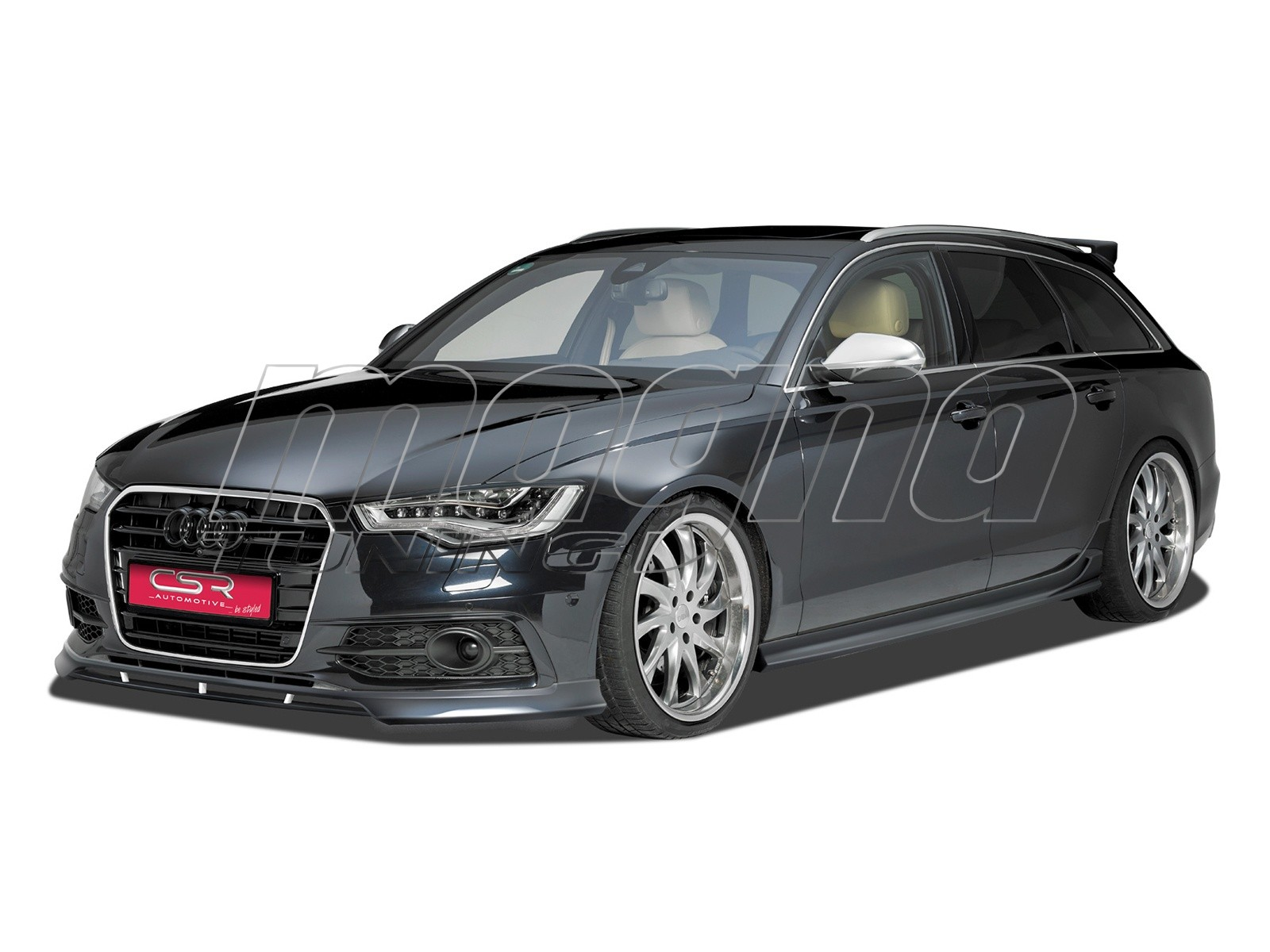 audi a6 c7 4g crono body kit. Black Bedroom Furniture Sets. Home Design Ideas