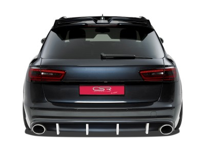 Audi A6 C7 / 4G Crono Rear Bumper Extension