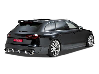 Audi A6 C7 / 4G Crono Side Skirts