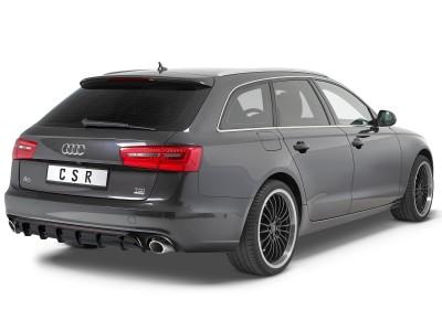 Audi A6 C7 / 4G Cyber Rear Wing