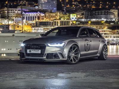 Audi A6 C7 / 4G E2 Wide Body Kit