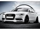 Audi A6 C7 / 4G Enos Front Bumper Extension