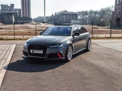 Audi A6 C7 / 4G Exclusive Frontstossstange