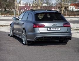 Audi A6 C7 / 4G Exclusive Heckstossstange