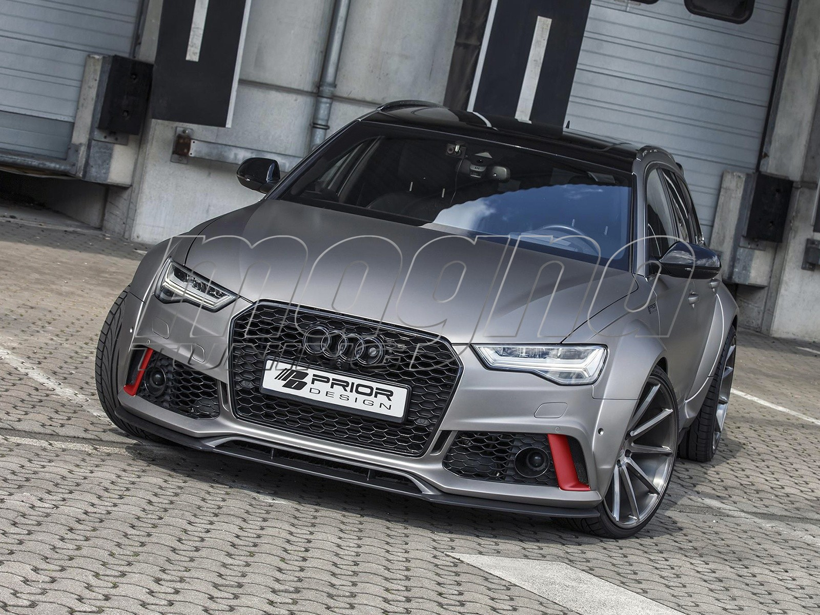audi a6 c7 4g exclusive wide body kit