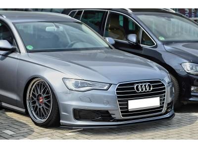 Audi A6 C7 / 4G Extensie Bara Fata Invido