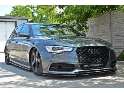 Audi A6 C7 / 4G Extensie Bara Fata M1