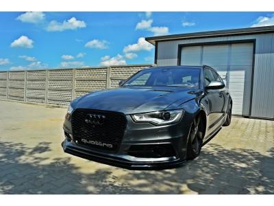Audi A6 C7 / 4G Extensie Bara Fata M2
