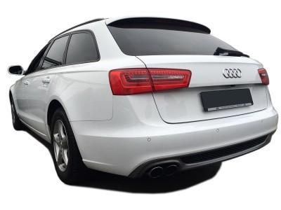 Audi A6 C7 / 4G Extensie Bara Spate S6-Look