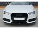 Audi A6 C7 / 4G Facelift Extensie Bara Fata MX