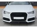 Audi A6 C7 / 4G Facelift MX Front Bumper Extension