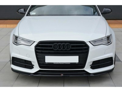 Audi A6 C7 / 4G Facelift MX Front Bumper Extension