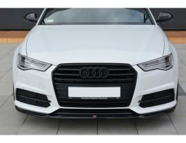 Audi A6 C7 / 4G Facelift Matrix Frontansatz