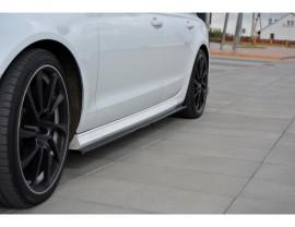 Audi A6 C7 / 4G Facelift Matrix Seitenschwelleransatze