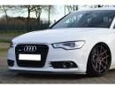 Audi A6 C7 / 4G Intenso Front Bumper Extension