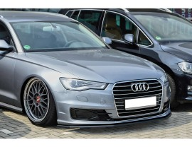 Audi A6 C7 / 4G Invido Front Bumper Extension