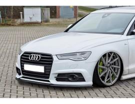 Audi A6 C7 / 4G Iridium Frontansatz