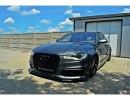 Audi A6 C7 / 4G M2 Front Bumper Extension