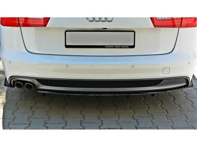 Audi A6 C7 / 4G M2 Heckansatz