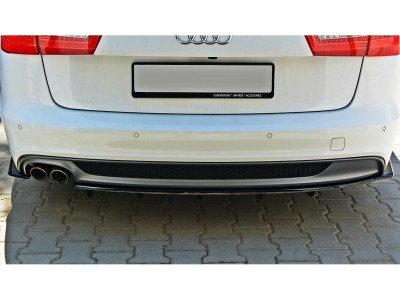 Audi A6 C7 / 4G M2 Rear Bumper Extension