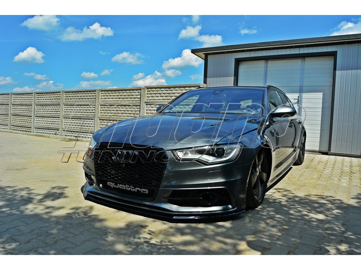 audi a6 c7 4g mx body kit. Black Bedroom Furniture Sets. Home Design Ideas
