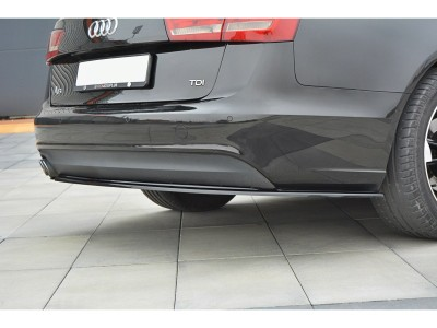 Audi A6 C7 / 4G Master Rear Bumper Extension