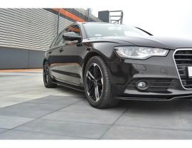 Audi A6 C7 / 4G Master Seitenschwelleransatze