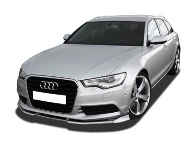 Audi A6 C7 / 4G Verus-X Front Bumper Extension