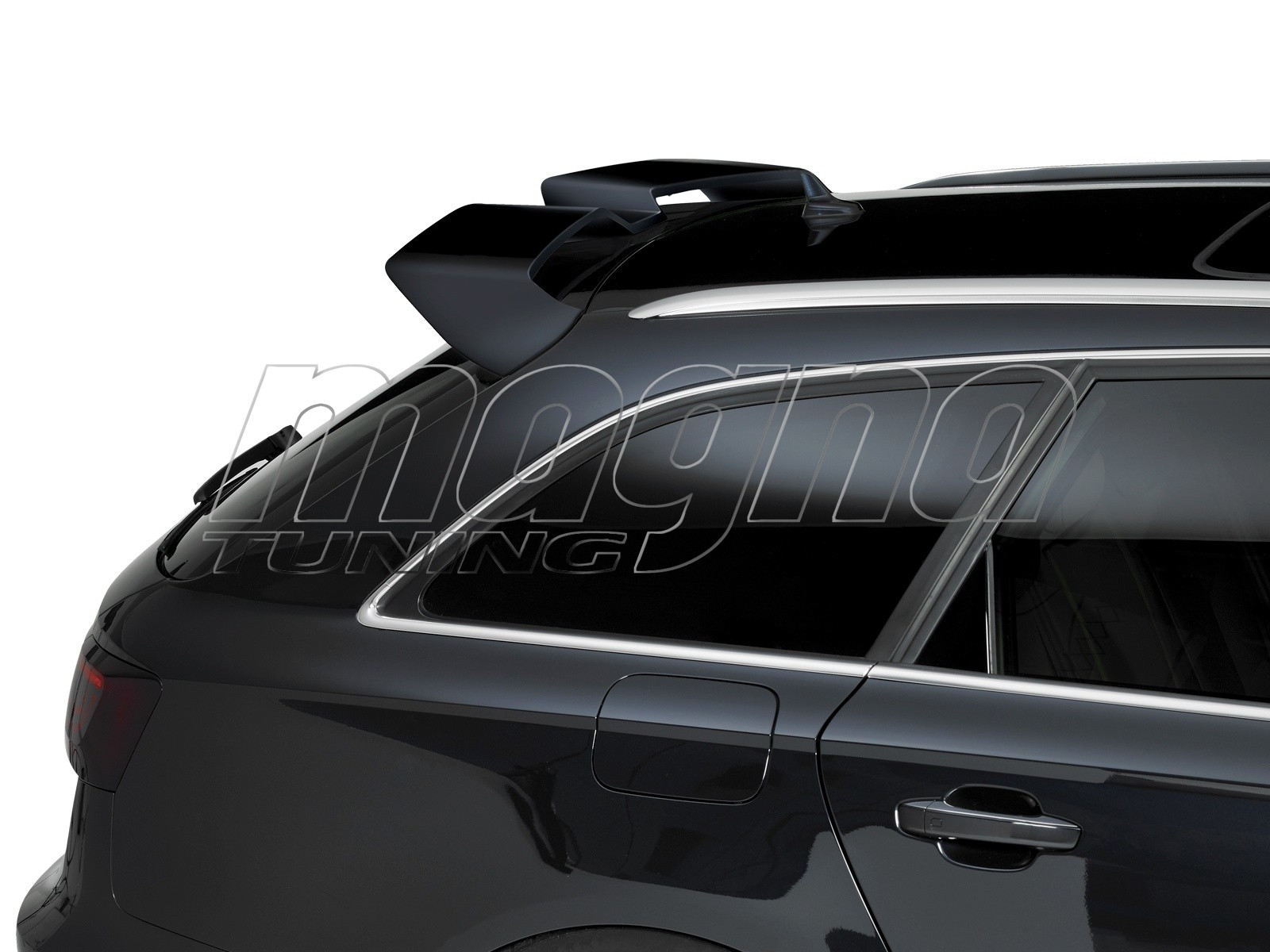 Audi A6 C7 / 4G Crono Heckflugel