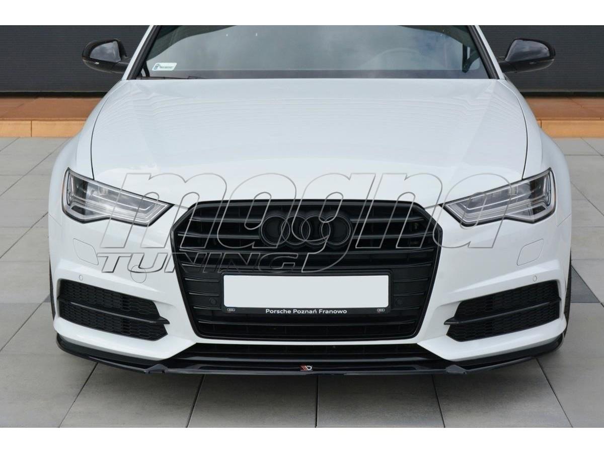 Audi A6 C7 4g Facelift Mx Front Bumper Extension