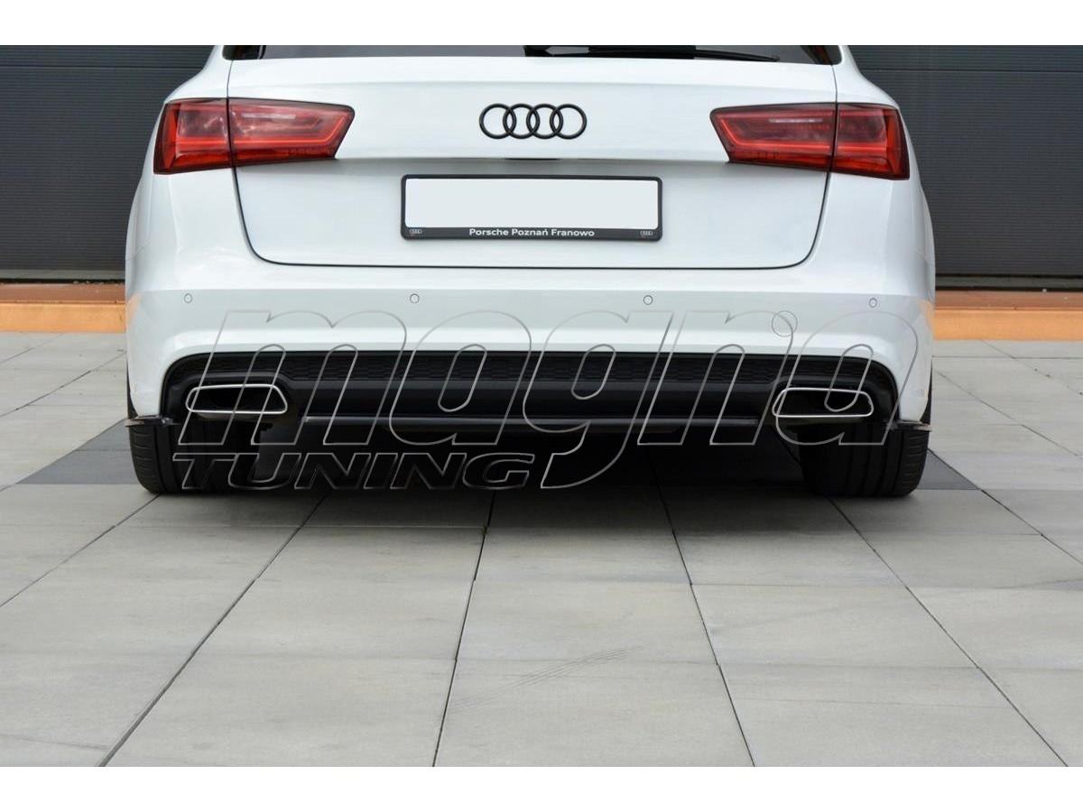 Audi A6 C7 / 4G Facelift Matrix Heckansatz