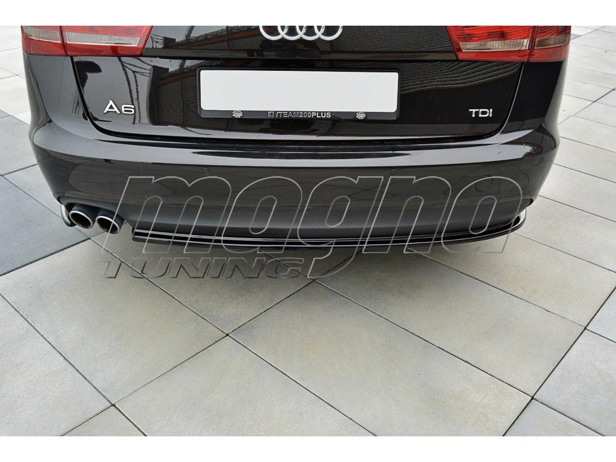 Audi A6 C7 / 4G Master Heckansatz