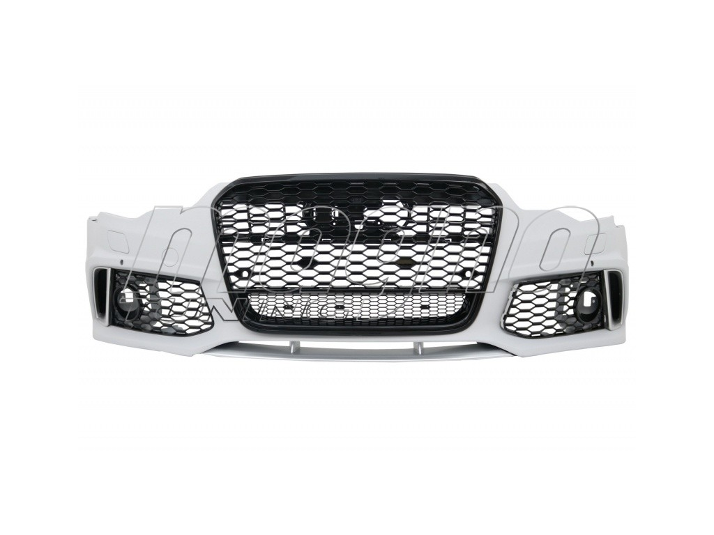 Audi A6 C7 / 4G RS6-Look Frontstossstange