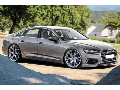 Audi A6 C8 / 4K Recto Front Bumper Extension