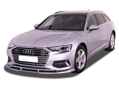 Audi A6 C8 / 4K VX Front Bumper Extension