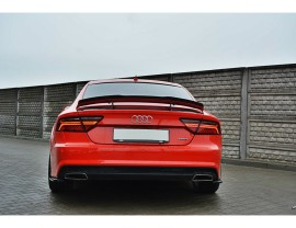Audi A7 / S7 4G8 MX Rear Wing Extension