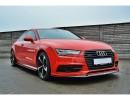 Audi A7 4G Facelift Extensie Bara Fata MX