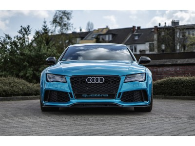 Audi A7 4G8 Exclusive Frontstossstange