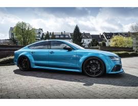 Audi A7 4G8 Exclusive Seitenschwellern