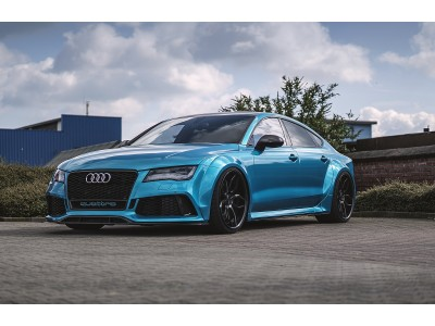 Audi A7 4G8 Exclusive Wide Body Kit